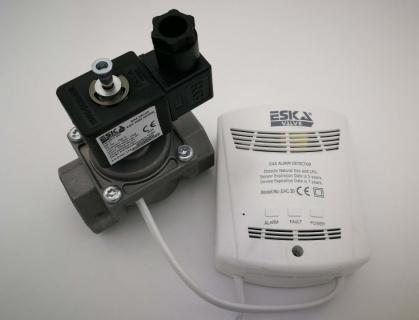 KIT DETECTOR GAZ (220 V)